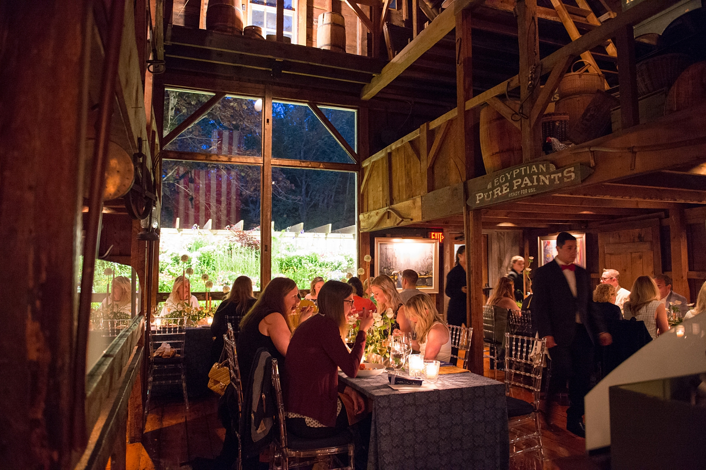 boston planners dining club at the white barn inn