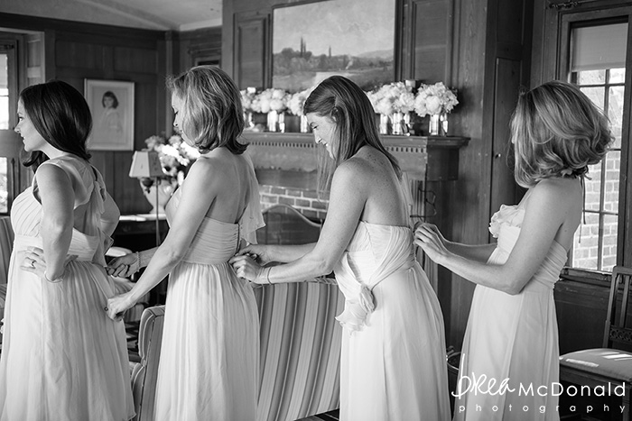 new england wedding photographer brea mcdonald of brea mcdonald photography photographing weddings in maine new hampshire massachusetts nantucket and beyond bridal portraits wedding party photos classic wedding photography