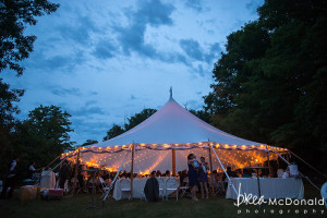 canterbury new hampshire wedding with wedding photographer brea mcdonald of brea mcdonald photography outdoor tented wedding at a family home and property wedding cake wedding photos wedding portraits family photos new england wedding new hampshire wedding