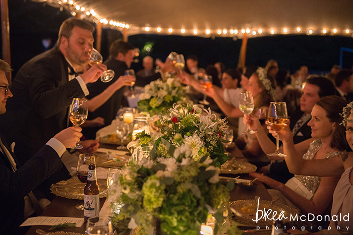wedding at westmoor farm in nantucket massachusetts with wedding photographer brea mcdonald of brea mcdonald photography island wedding on nantucket island ceremony at scones chapel flowers by flowers on chestnut tented wedding