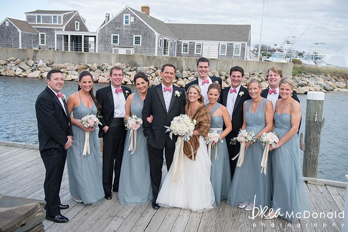 Wychmere Beach Clube Cape Cod Machusetts Wedding With Photographers Brea Mcdonald And Jordan Moody Of
