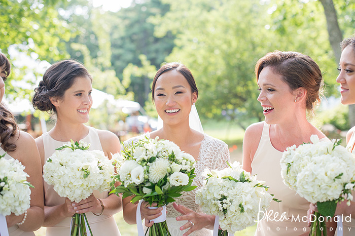 bufflehead cove inn wedding in kennebunk maine photographed by brea mcdonald photography with wedding planner azalea events and floral designer minka flowers coastal maine wedding