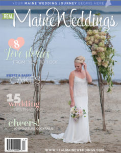 chebeague island maine wedding inspiration photographed by brea mcdonald photography featured in real maine weddings magazine