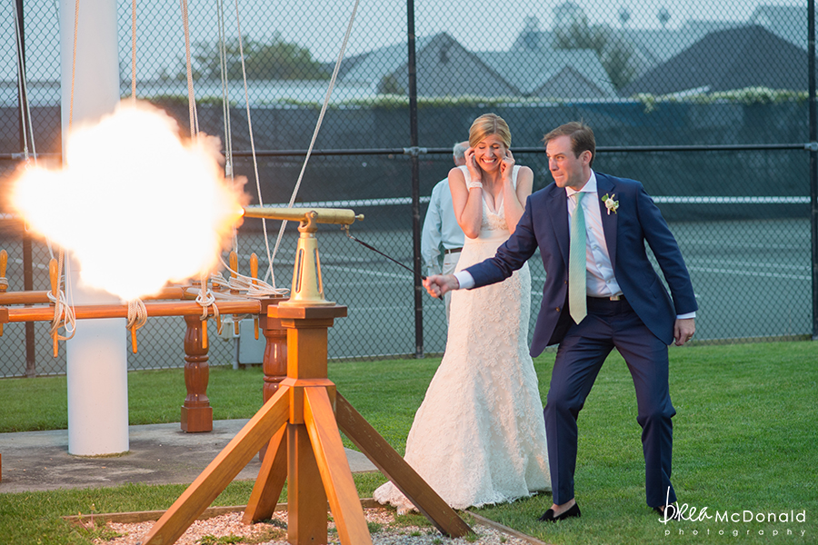 nantucket yacht club wedding photographed by brea mcdonald photography