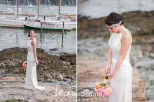 maine weddings, maine, bar harbor wedding, wedding inspiration, brea mcdonald, brea mcdonald photography, seaside wedding, real maine weddings, photoshoot, floral, bar harbor inn, azalea gardens